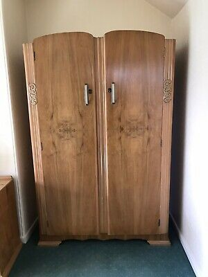 Art Deco 3 Piece Bedroom Set