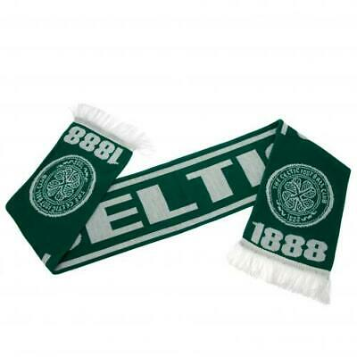 Official Celtic FC Bhoys Scotland Football Fan Supporter Scarf Gift