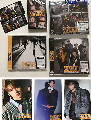 STRAY KIDS SKZ2020 3CD + Cassette + 3 photocard photocard set unsealed