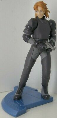 Ghost in the Shell SAC Togusa Trading Figure