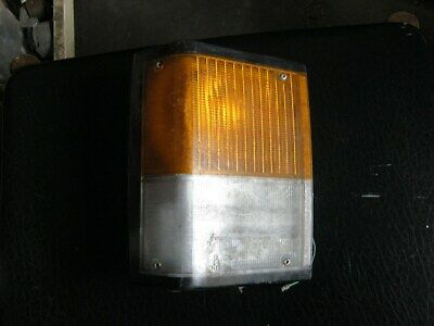 range rover classic front compleat lamp and lens used