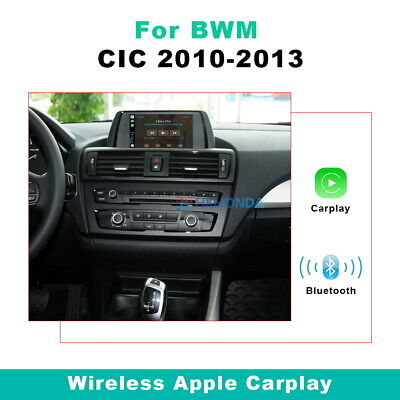 Android Auto Wireless Apple Carplay Retrofit Interface For BMW CIC System 2010+