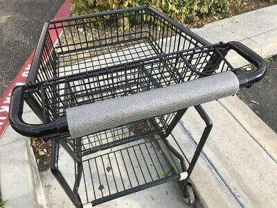 Shopping Cart Handle Cover Guard - Germ Protector Eco Friendly Washable/Reusable
