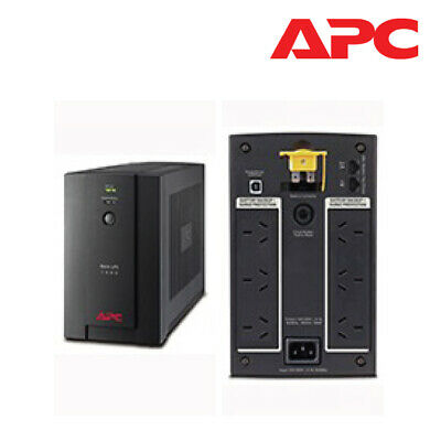 APC Back UPS BX1400U-AZ AVR LED