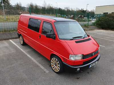 Vw transporter T4 Lwb 2.5 TDI not T5 or T6