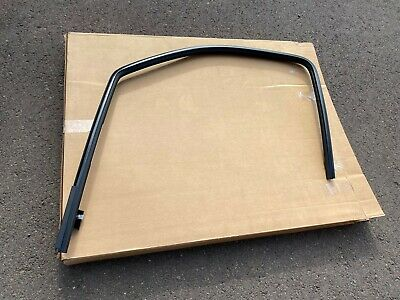 GM Front Door Glass Weather Strip Trim Left 22803682 OEM