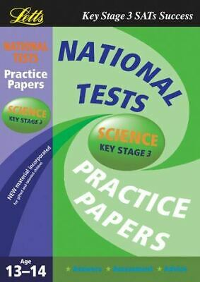 National Test Practice Papers 2003: Science Key stage 3, , Like New, Paperback