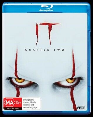 It - Chapter Two 2 : NEW Blu-Ray