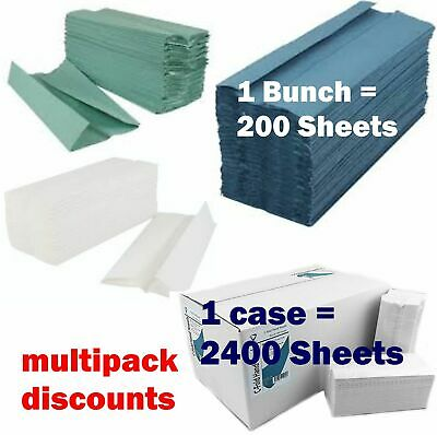 Hand Paper Towels C Z Fold Tissues Disposable Toilet Bathroom WC School Hospital
