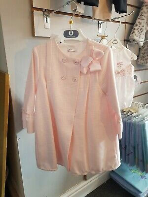 stunning Tutto Piccolo girls dress and tights BNWT 4 YEARS