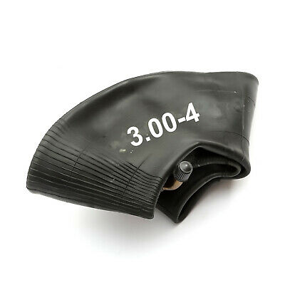 Inner Tube 3.00-4 300-4 300x4 3.00x4 Bent Valve 4 Inch Trailer Jockey Wheel Tyre