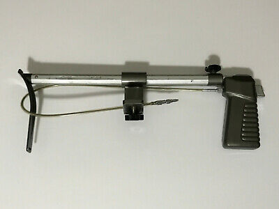 Vintage Camera Shoulder Stock with Cable Release