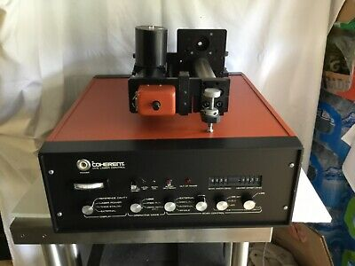 Coherent Dye Laser Control 1799 500-700nm with all the cables used item