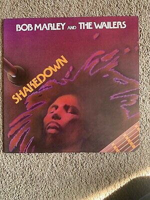 bob marley And The Wailers Shakedown Vinyl
