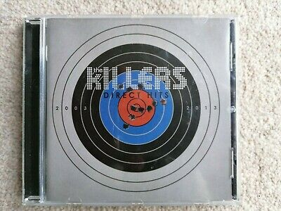 The Killers - Direct Hits (CD 2013)-GREAT CONDITION