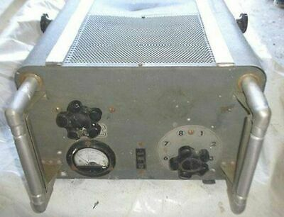 Victor 16mm Arc Projector Rectifier Power Supply