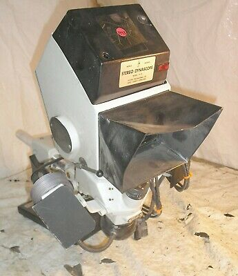 Vision Engineering TS-2 Stereo Dynascope w Bausch & Lomb Base - For Parts