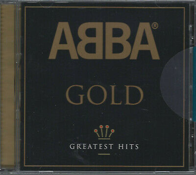 ABBA GOLD Greatest Hits CD (2008) *NEW and Sealed