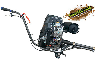 The All new Mud-Skipper 8-23hp Long Tail Motor Drive System
