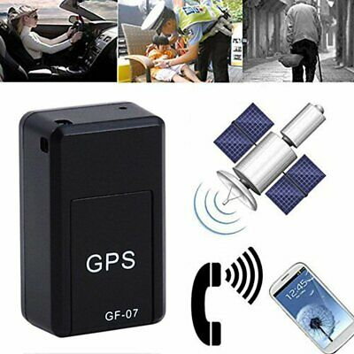 Magnetic Mini GPS Tracker Car Kids GSM GPRS Real Time Tracking Locator Device DE