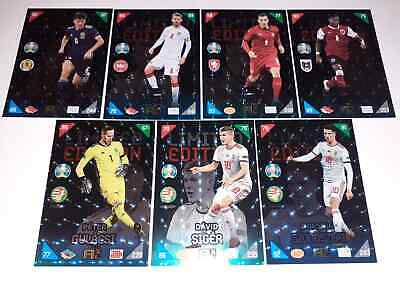 Panini Adrenalyn XL Euro 2020 Rare Limited Edition Cards
