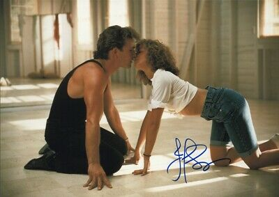 "Jennifer Gray - Hand Signed Autograph Photo 8x12"" - Dirty Dansing - COA"