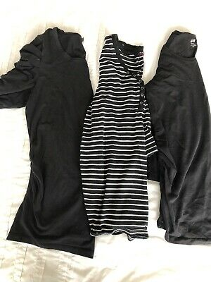 Maternity Tops Bundle Size 12 Medium