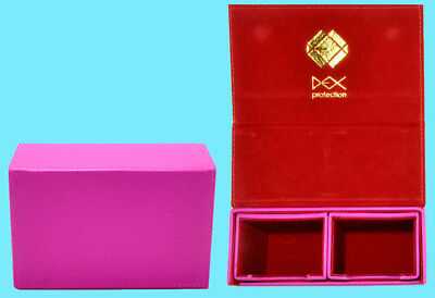 Dex Dualist Deck Boxes 120ct Free Shipping Various Colors BNIB