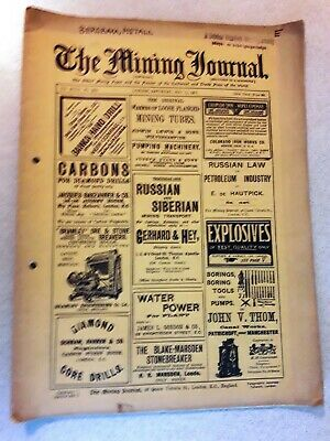 The Mining Journal - May 13, 1911