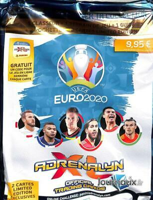 Pack De Demarrage Adrenalyn Collection Collector Euro 2020 Panini