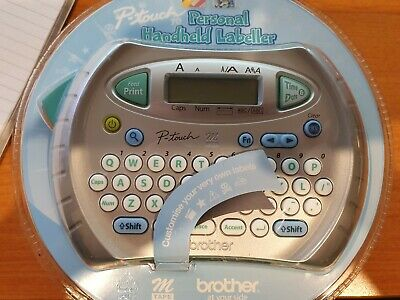 Brother P-Touch 70 Handheld Labeller
