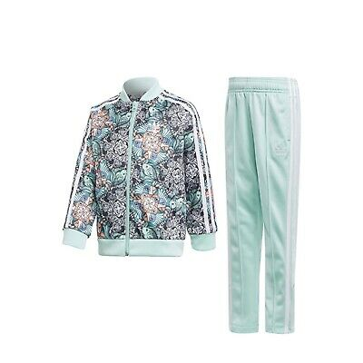 Adidas Originals girls tracksuit outfit get 6-7 years