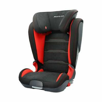 Mercedes Benz AMG Original Seat Isofix Age Group 2+ 3 Black/Red New
