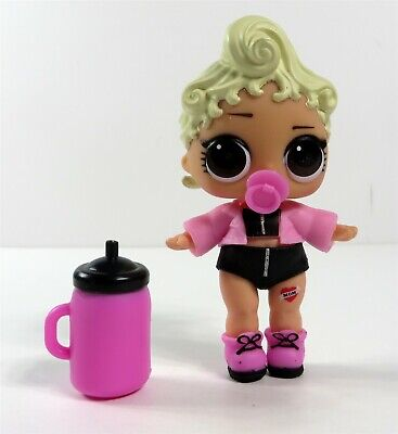 LOL Surprise Dolls Series 2 Pink Baby Opened