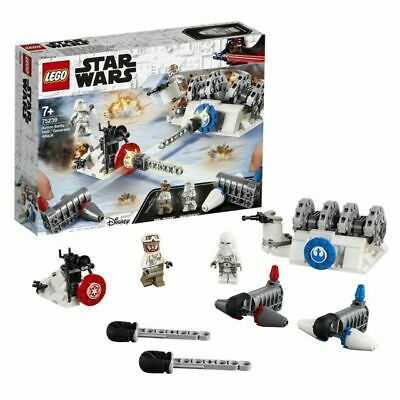 NEW Lego Star Wars 75239 Action Battle Hoth Generator Attack