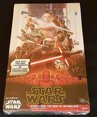 Topps Star Wars The Rise Of Skywalker 2019 Hobby