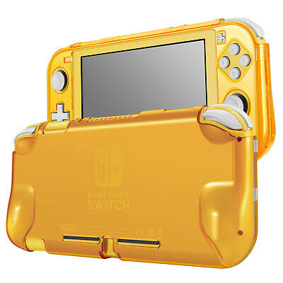 Hard Case for Nintendo Switch Lite Case Skin Cover (Royal Yellow) Comfort Grip
