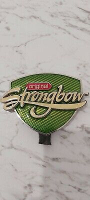 Strongbow Cider Badge Tap Top Decal