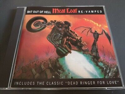 Meat Loaf - Bat Out Of Hell: Re-Vamped (CD 2001)
