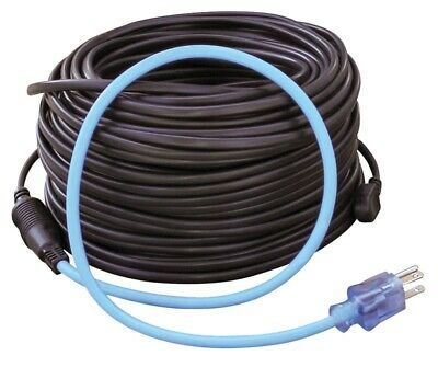 ProSource Roof And Gutter De-Icing Cable Kit 120 Ft 600 W (3) 18 Awg Conductor