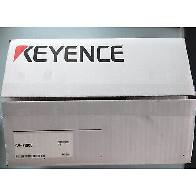 1PC NEW FOR KEYENCE CV-X100E Vision controller IN BOX ONE Year Warranty #YP1