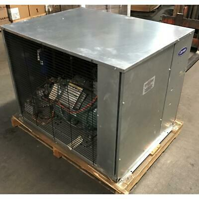 "CARRIER CSLC400L22-E 4 HP ""MiniLine"" LOW TEMP OUTDOOR REFRIG CONDENSING UNIT"