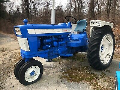 Ford 4000 Utility Tractor