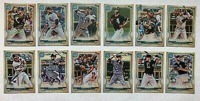 Chicago White Sox 2020 Topps Gypsy Queen Base Team Set *12 cards* Luis Robert RC
