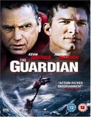 Kevin Costner, Ashton Kutcher-Guardian DVD NUEVO