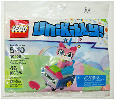 BUILD A BUTTERFLY NEW  B10 LEGO LOT LEGO 30406 UNIKITTY LEGO IDEAS COLLECTION