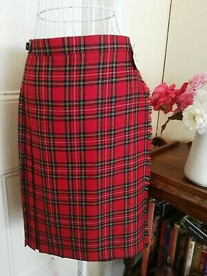 Childs Pure Wool Stewart Kilt Made In Scotland By Highland Kilts