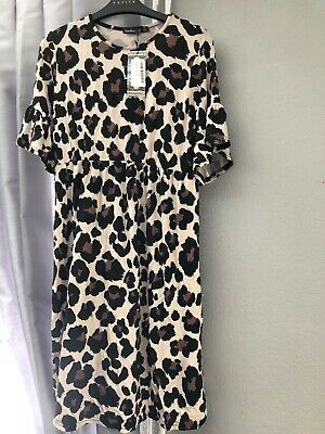 Boohoo Maternity Dress Size 8