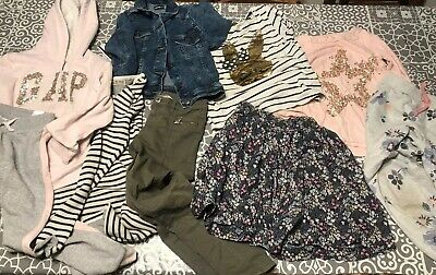 Girls Spring Clothes bundle age 8-9 years