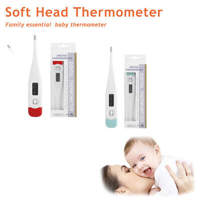 10pcs Medical LCD Digital Electronic Body Oral Thermometer For Home Baby & Adult